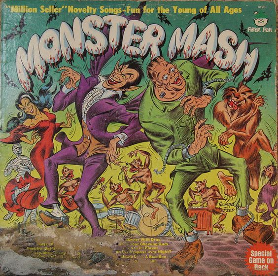 cancion monster mash