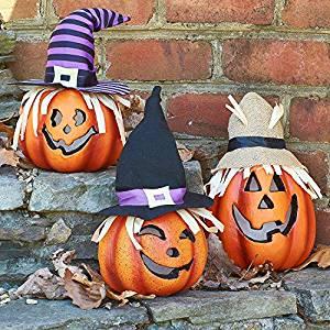 adquirir calabazas de halloween