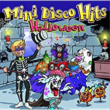 mini disco para halloween