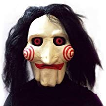 adquiere tu mascara de halloween
