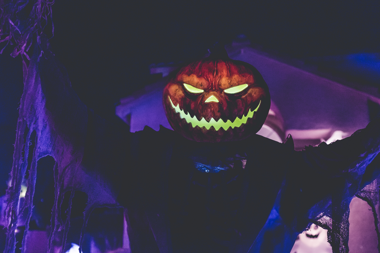 muñeco de halloween para decorar