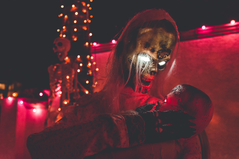 adorno para halloween