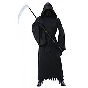 la muerte en disfraz