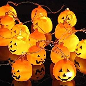 luces para decorar en halloween