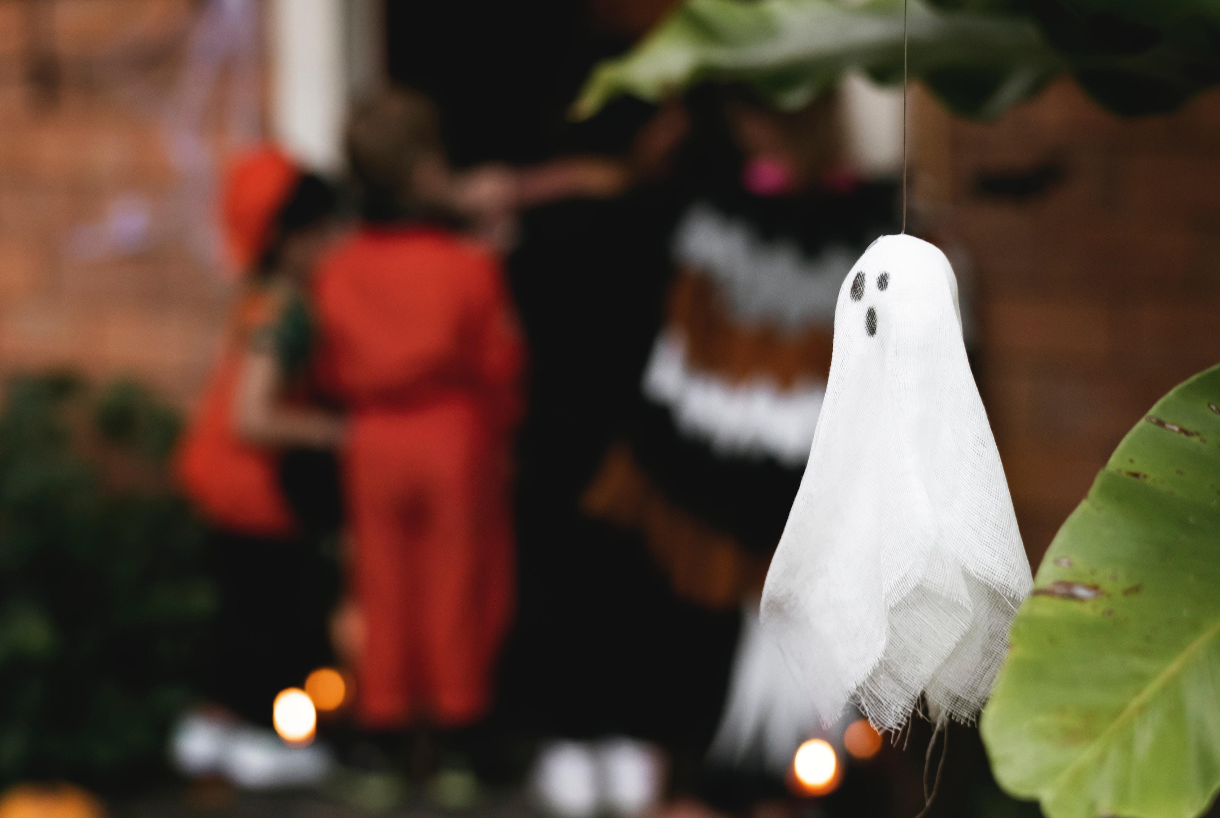 fantasma para decorar