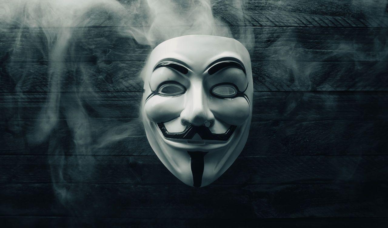 mascara de la v de vendetta