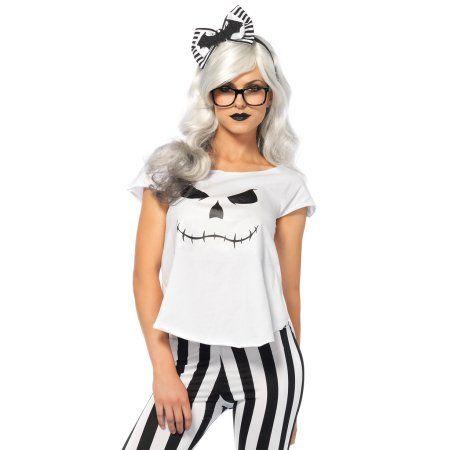 camiseta de halloween de chica