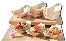 adquirir barcos de madera aperitivos