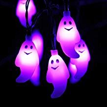 luminosas para decorar de halloween