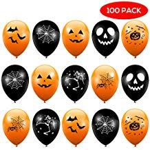 adquirir globos de halloween