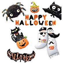 adquirir globos para halloween