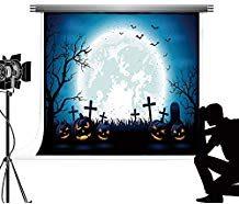 telon de fonde de halloween