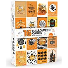 adquirir tarjetas de Halloween