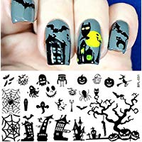 adquirir uñas de halloween acrilicas