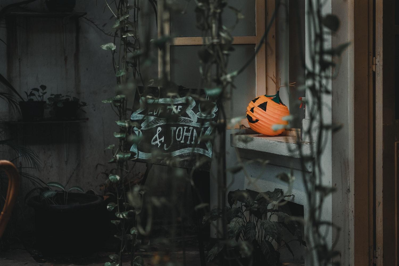 decoracion de halloween en america