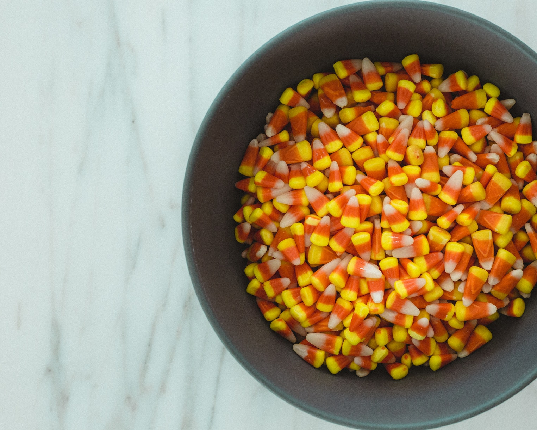 dulces para halloween en america