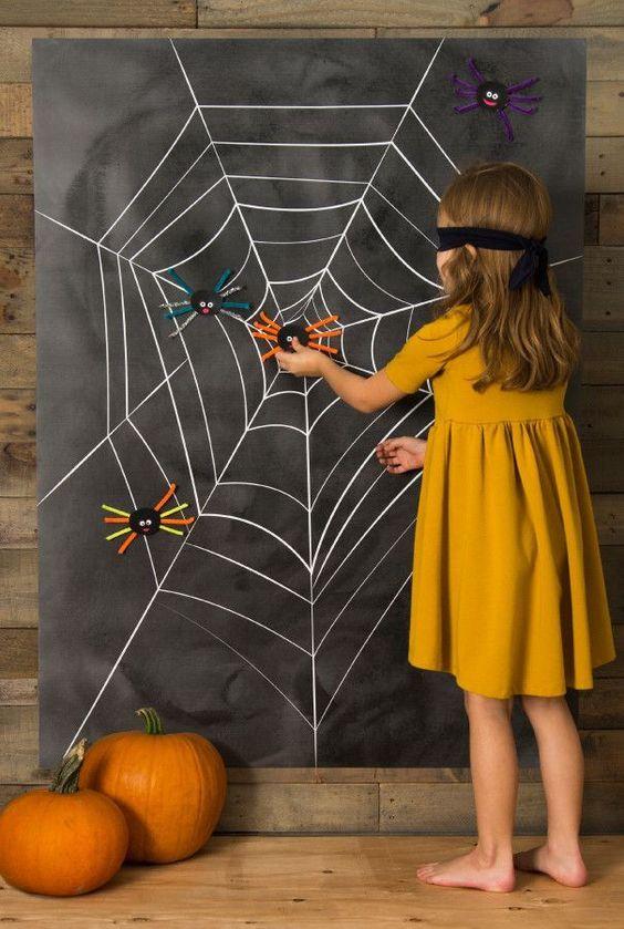 actividad de halloween para niños