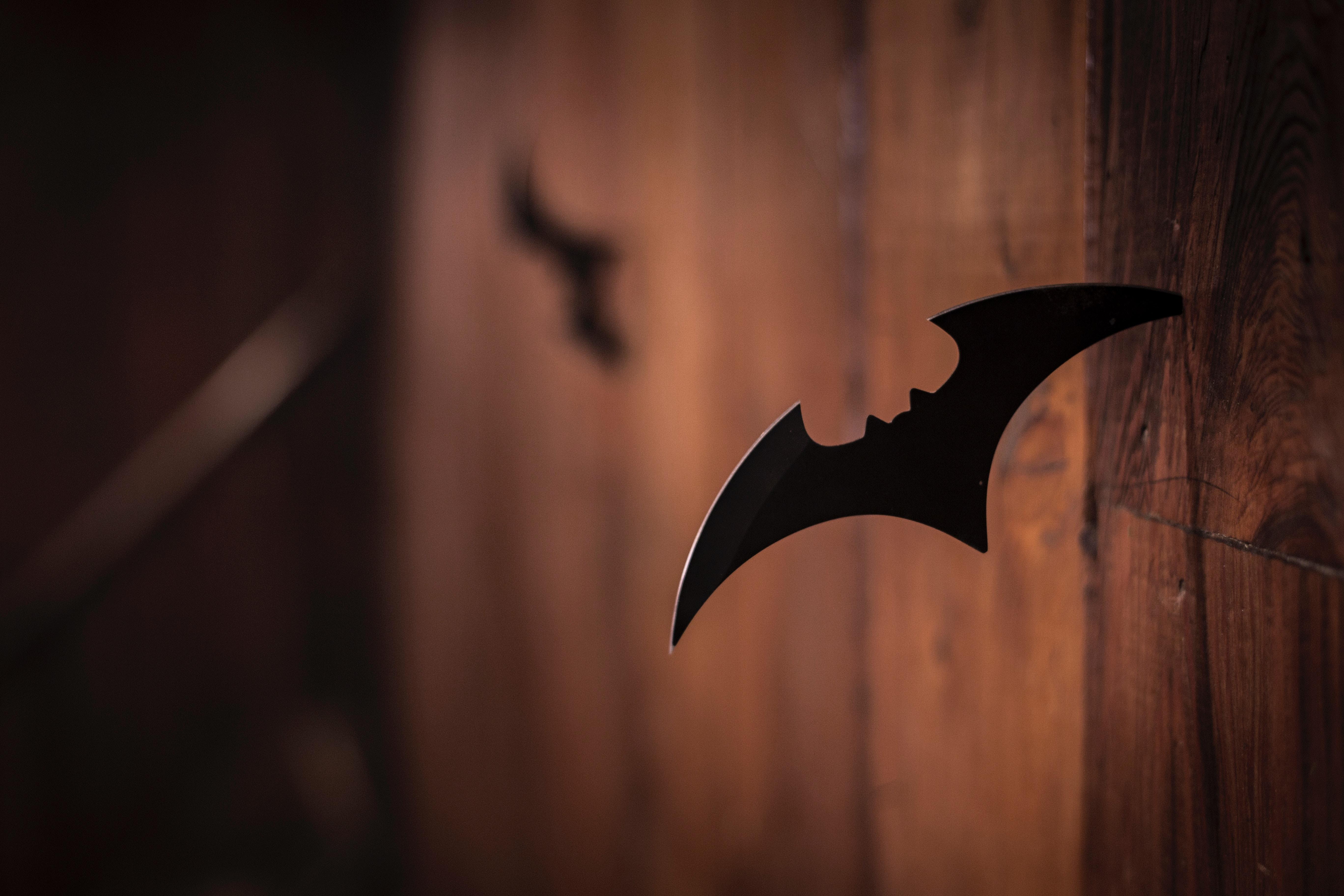 murcielago de halloween para decorar