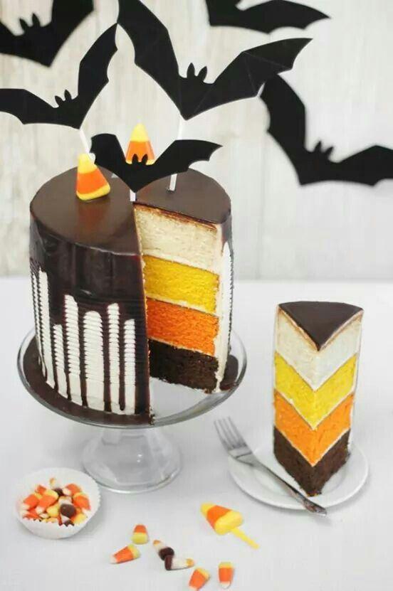 tarta con cuatro rellenos